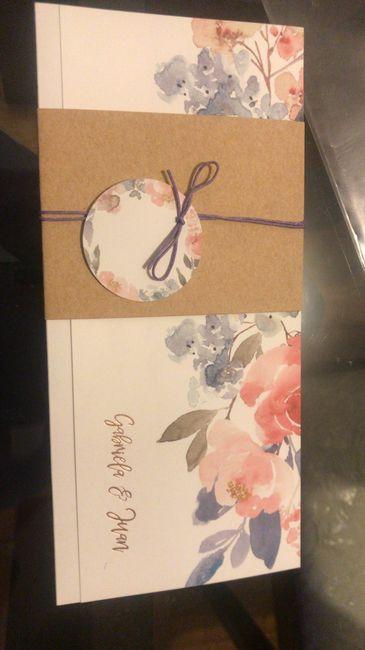 Mis invitaciones en dos imágenes - 1