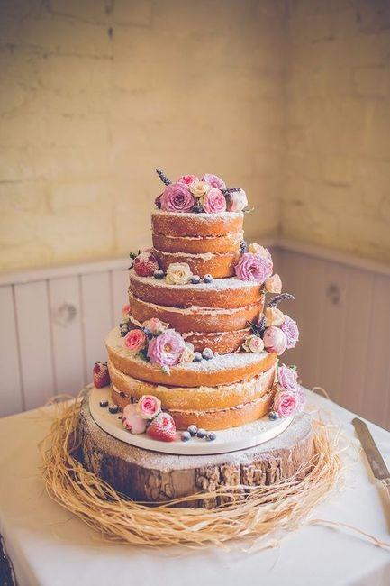 Torta Matrimonio Rustico : Tortas de matrimonio rústico