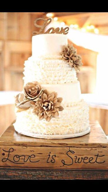 Matrimonio Rustico Lazio : Tortas de matrimonio rústico