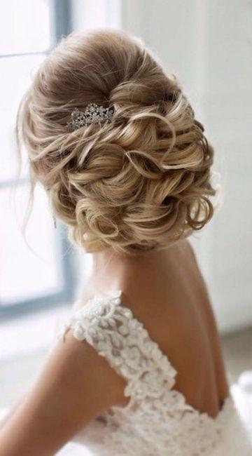 5 Peinados Para Novia Elegante - Peinados-de-novia-elegantes