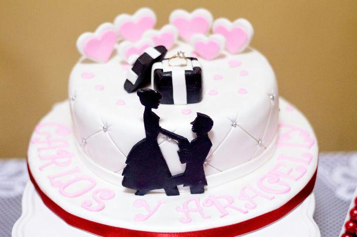 10 tortas ideales para tu pedida de mano 💍 12