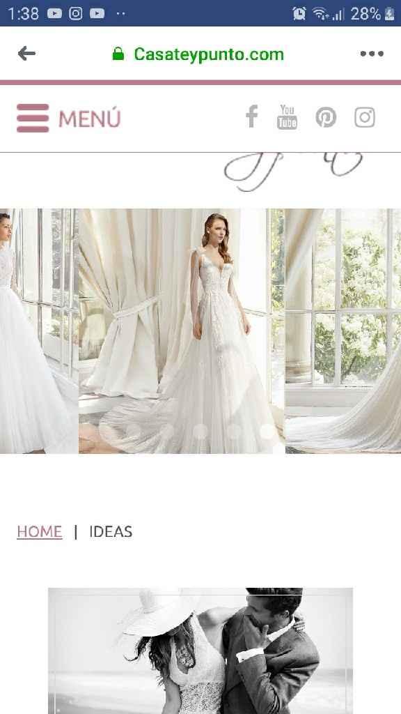 ¿Piensas seguido cómo te verás vestida de novia? - 3