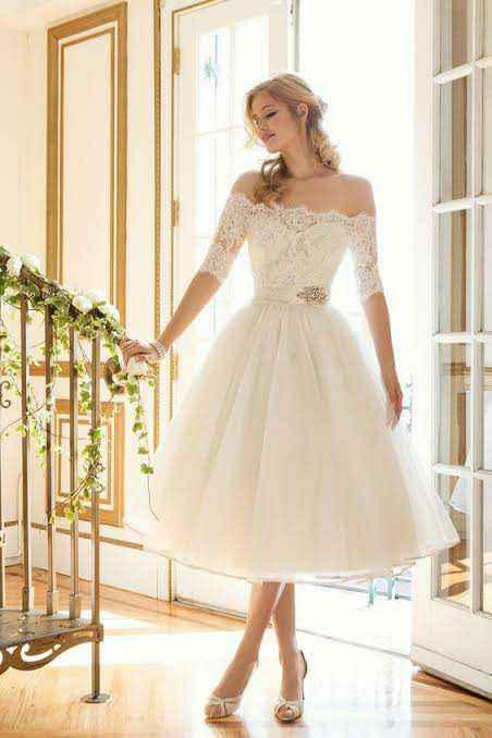 ¿Piensas seguido cómo te verás vestida de novia? - 4