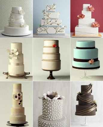 Que torta con modelo innovador puedo escoger para mi recepcion - 3