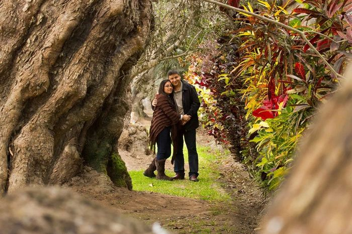 Lugares donde hacer una sesión pre- boda - 1