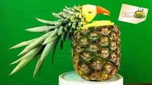 Centros de mesa de fruta para boda - 1