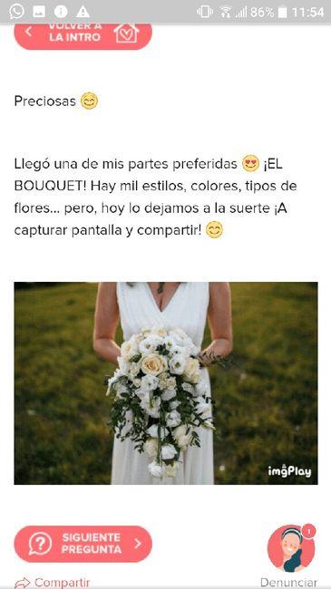 Descubre tu bouquet 11