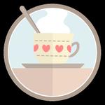 ¿Quieres un café?. A estas horas seguro que te hace falta un extra de energía. Te mandamos un cafecito para que te mantengas bien despierto.