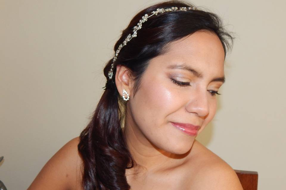 Karina Vizcarra Make Up