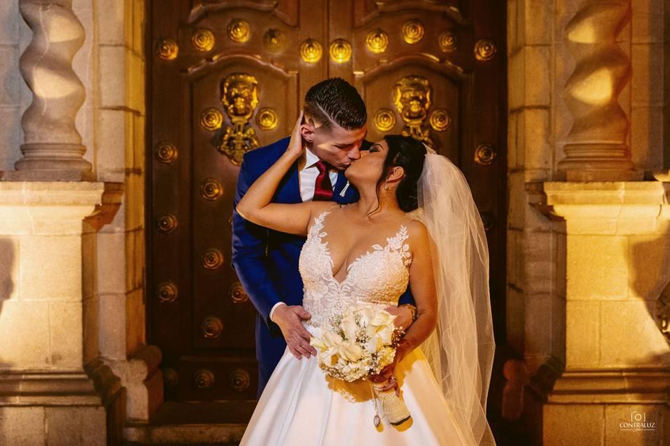 Catedral de Lima Recién casado