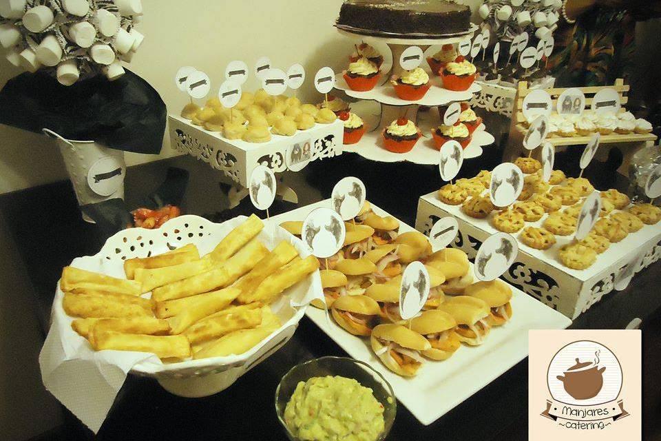 Manjares Catering