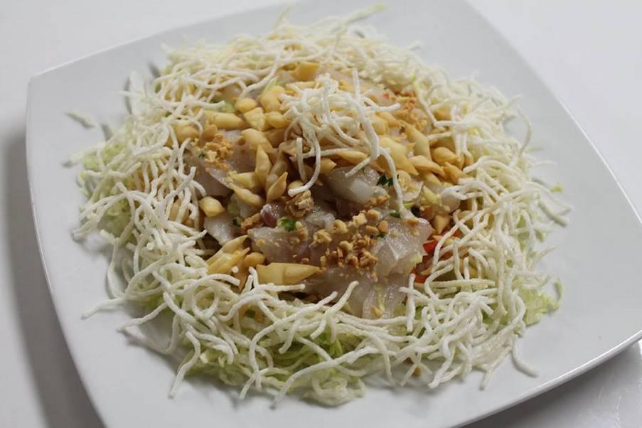 Ceviche chino