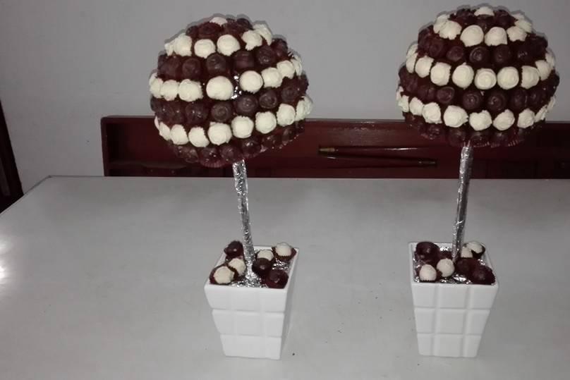 Creativos chocolates