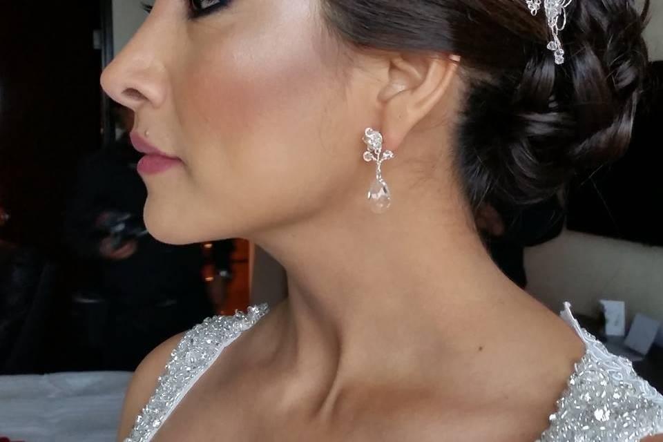Giovana Demarini Makeup Artist - Novias