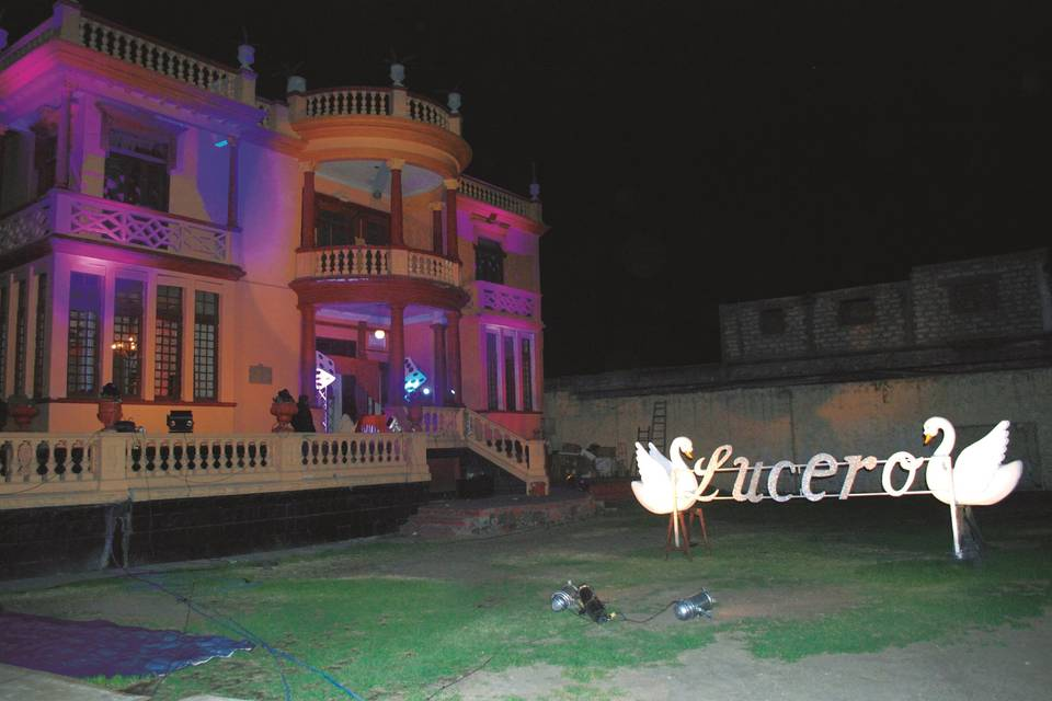 Evento Nocturno - Castillo