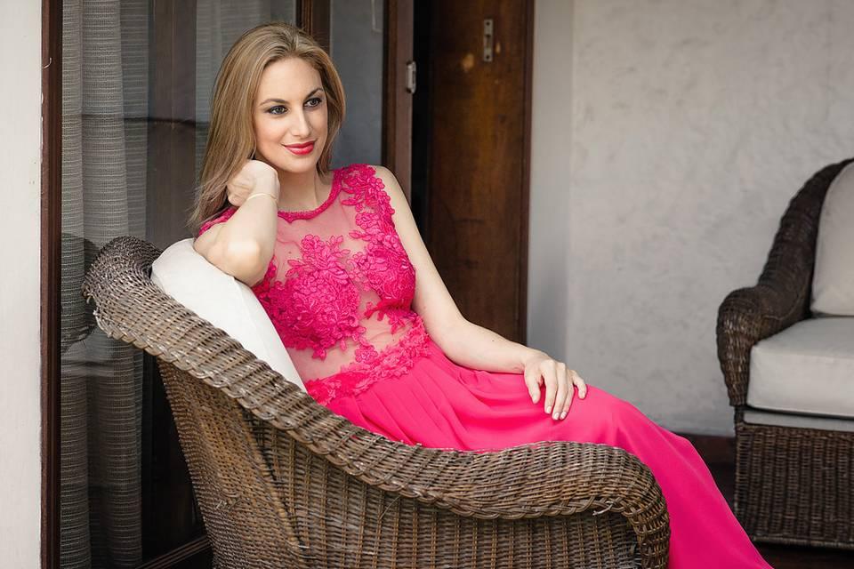 María Ximena Vestidos