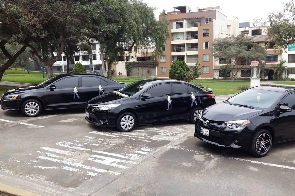 Black Cars Perú