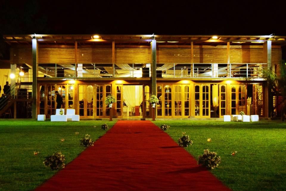 Casa Club Huaca Grande