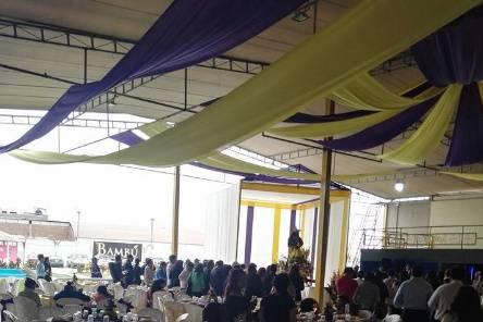 Bambu Centro de Convenciones