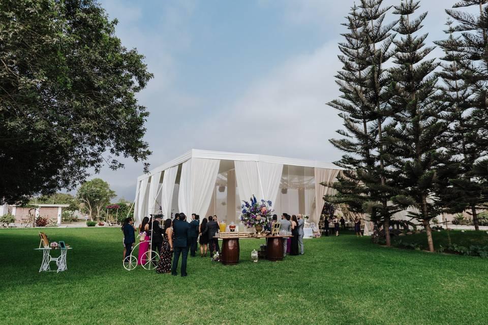 Eventos Villa Victoria