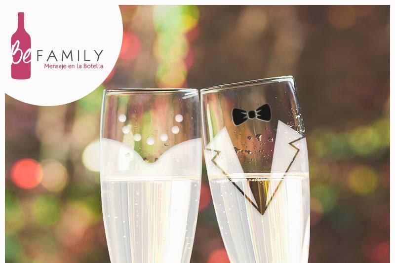 Be Family - Mensaje en la Botella