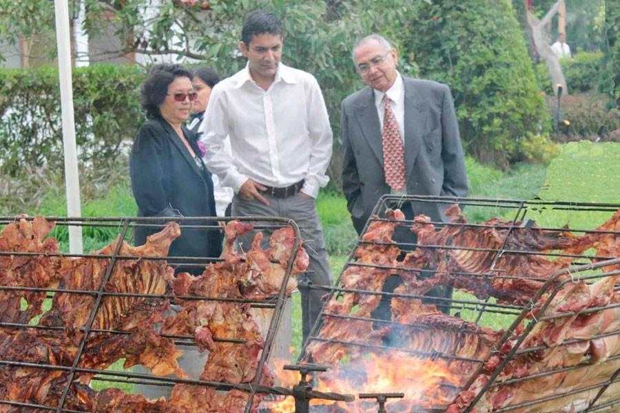 Carlos Ramírez Catering & Eventos