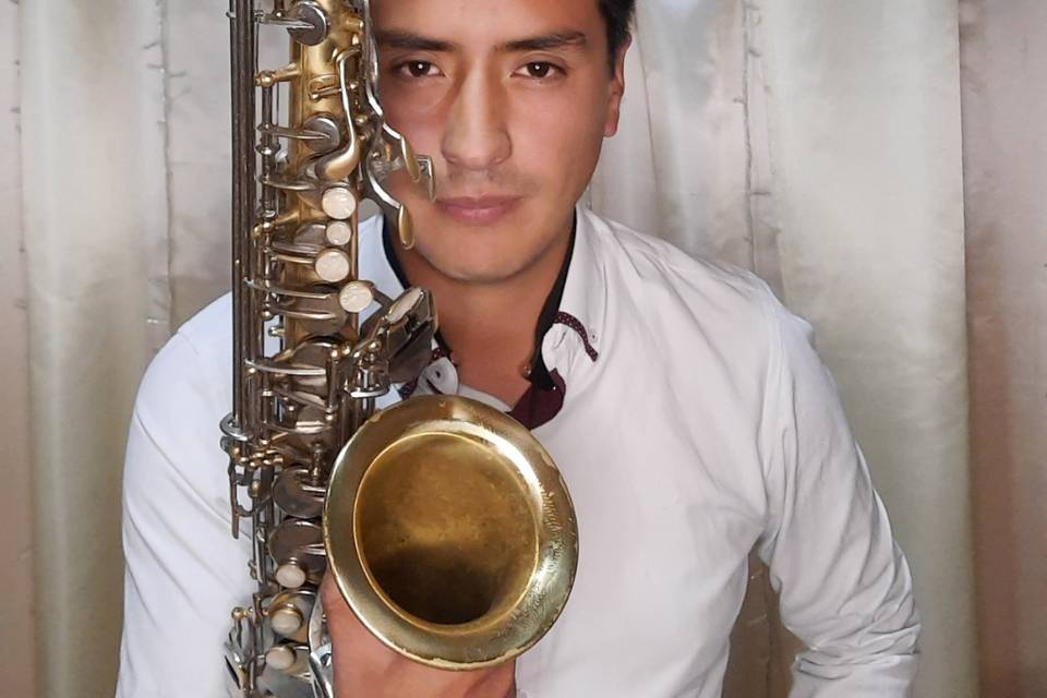 Jhordy Marcos Saxofonista