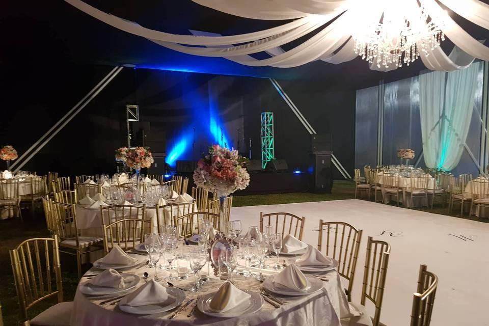 Lastarria's Wedding & Events