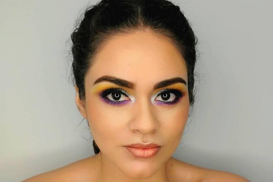 Katherine Olazo Makeup