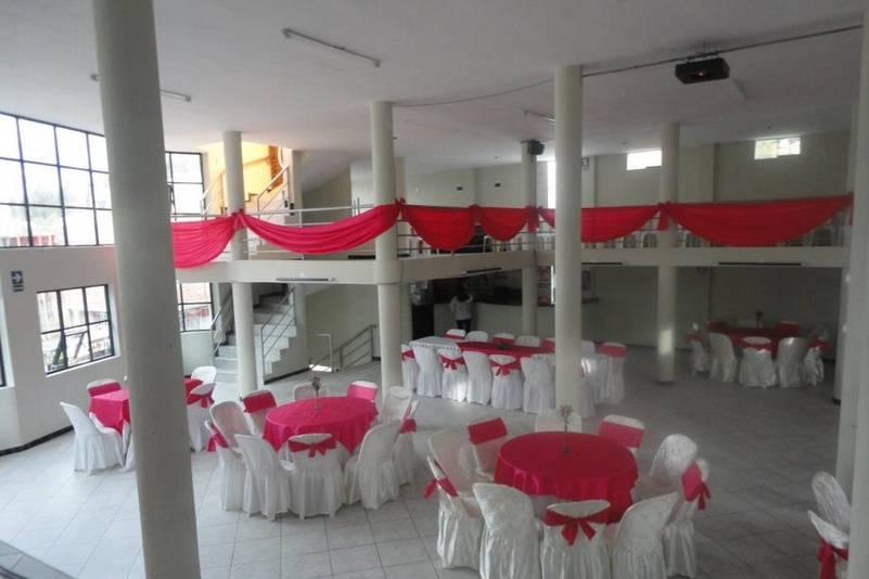 El Ático Restaurant